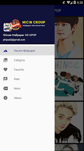 Shinee Wallpaper HD KPOP - náhled