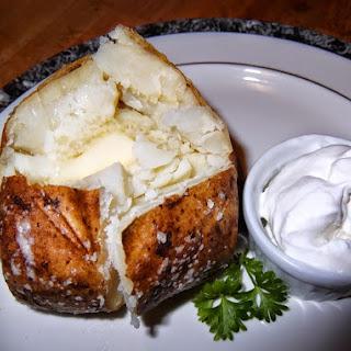 Perfect Baked Potato.