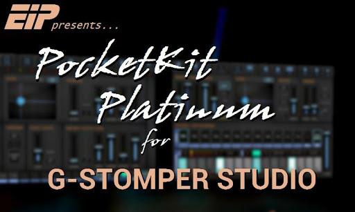 G-Stomper PocketKit Platinum