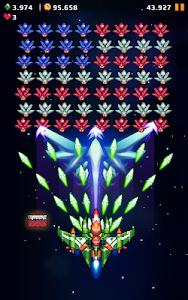 Galaxy Force - Falcon Squad 32.5 (Mod Money)