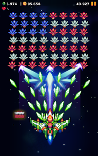 Galaxy Shooter – Falcon Squad 1