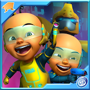 Download Game Upin Ipin Demi Metromillenium