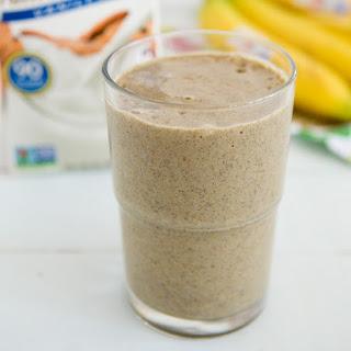 Banana Mango Chia Protein Smoothie