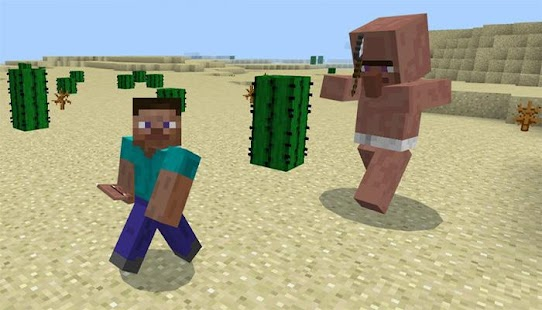 Ancient Egypt Add-on for Minecraft PE - náhled