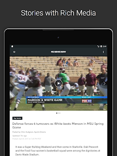 MSNewsNow- screenshot thumbnail