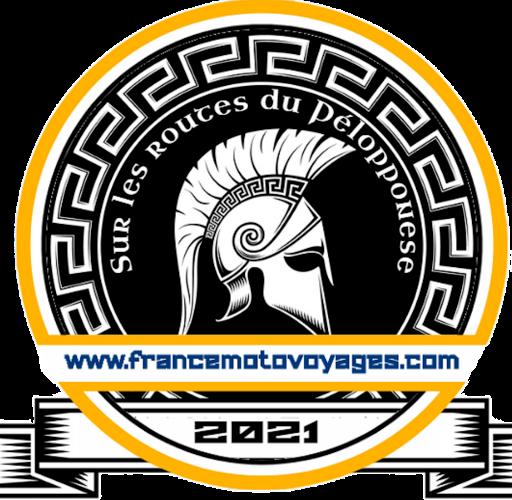 Tour de Grece avec France Moto Voyages