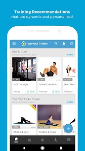 Workout Trainer fitness coach 3
