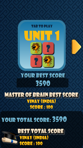 Master of Brain:Mind Games