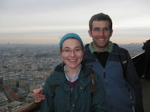 Photo: On the Eiffel Tower