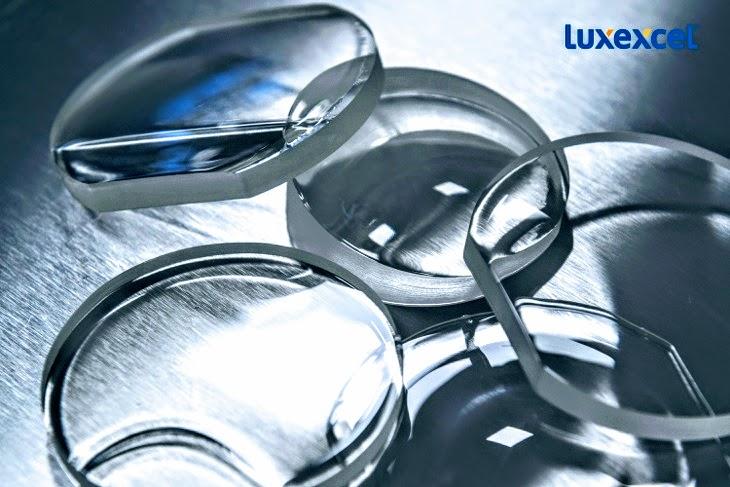 Компания Luxexcel получает инвестиции в размере 10 млн долларов для 3D-печатных линз
