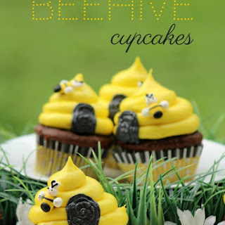 Honey Bee Cupcakes