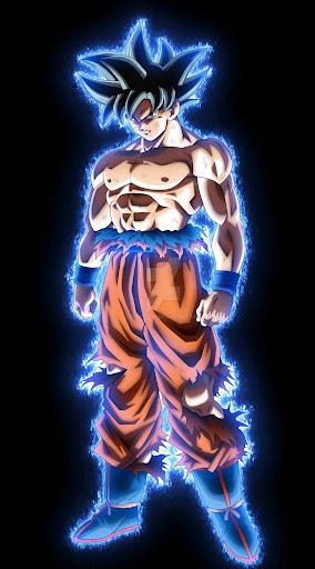 Download Goku Wallpaper Art Dragon Ball Hd Qhd 4k Gifs Apk Full Apksfull Com