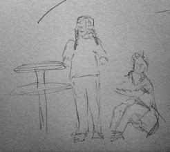Photo: 040/366 - quick sketch