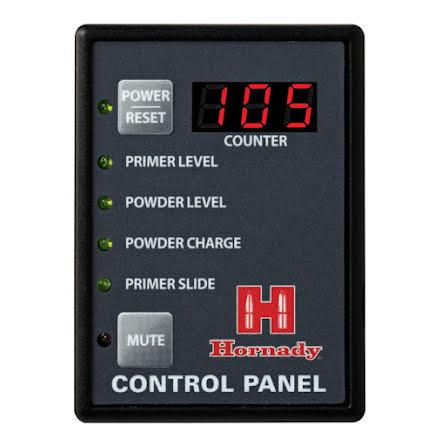 HORNADY PROGRESSIVE PRESSES, LOCK-N-LOAD CONTROL PANEL DELUXE