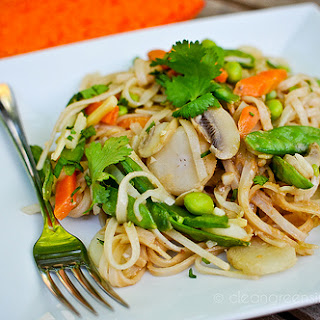 Quick and Easy Pad Thai
