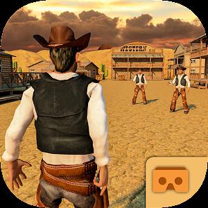 Wild West VR - Cardboard