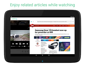 Watchup: Video News Daily Screenshot 19