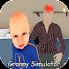 Angry Granny  Simulator fun game