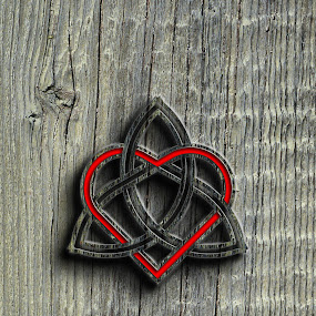 Celtic Knotwork Valentine Heart Wood Texture 1 by Brian Carson - Illustration Holiday ( curve, gothic, emblem, brian carson, swirl, honey, ancient, partner, border, tattoo, heart, texture, celts, art, tribal, celt, present, magic, textured, suitor, antique, culture, steady, graphic, gift, unique, knotwork, retro, line, sweetheart, geometric, digital, mystic, valentine's day gifts for her, significant, happy, banner, beau, vintage, truelove, girlfriend, romantic, woven, traditional, darling, material, relationship, ornamental, red, pattern, boyfriend, elegant, feeling, background, medieval, design, adore, old, illustration, infatuate, dear, beloved, skin, decor, love, grunge, band, dearest, dark, card, the learning curve photography, lover, symbol, valentines, celtic, greeting, scroll, symbolic, shape, script, holiday, sign, sweet, frame, day, www.thelearningcurve.ca, intricate, ornate, other, decorative, valentine's day gifts for him, husband, valentine, romance, flame, style, swain, companion, stylish, tradition, ornament, valentine's day gifts, passion, gaelic, abstract, icon, valentine's day gifts for them, decoration, folk, admirer, pagan, loved, knot, wife, celebration )