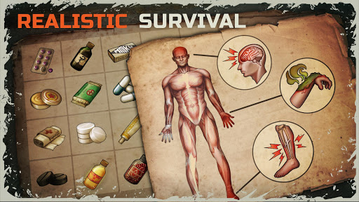 Day R Survival u2013 Apocalypse, Lone Survivor and RPG 1.556 screenshots 4