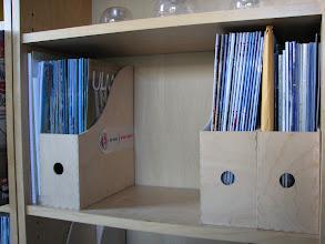Photo: Deuxième étagère ULM