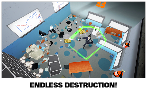 Super Smash the Office v1.0.7 (Mod Money)