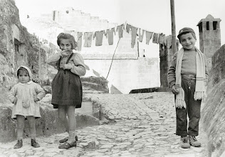Photo: Matera 1960 - Foto di Mario Carbone