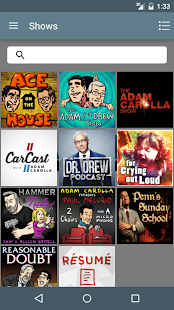 The Adam Carolla Show- screenshot thumbnail