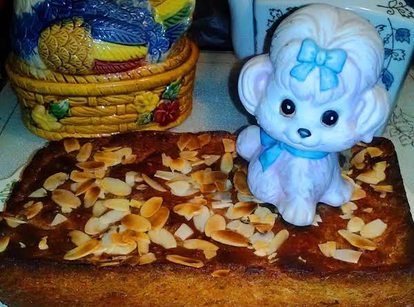 Almond Creamed Corn Sandwich Bread
