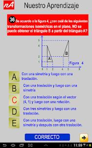 PSU Matemática Prueba Ensayo screenshot 5