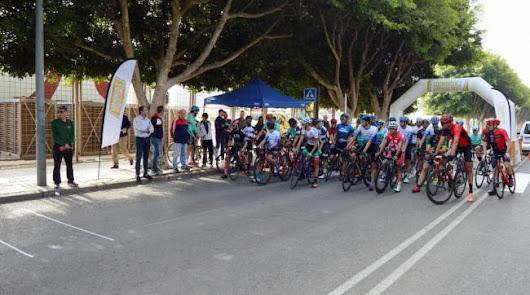 La 5ª edición Critérium Ciclista Ciudad de Almería se aplaza al 11 de octubre