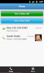 Mr Caller (Fake Call&SMS)- screenshot thumbnail