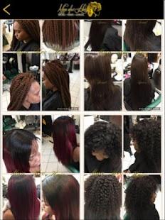 Mya Afro Hair - náhled
