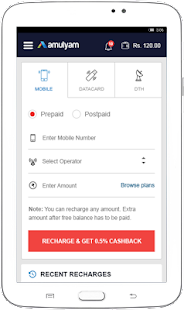 Free Recharge,Cashback,Wallet- screenshot thumbnail