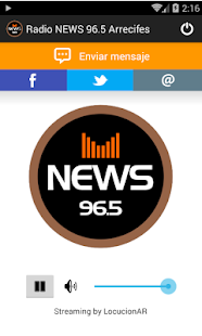 Radio NEWS 96.5 Arrecifes- screenshot thumbnail