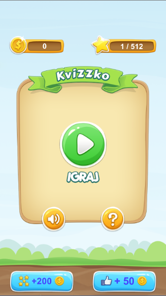 KviZZko- screenshot