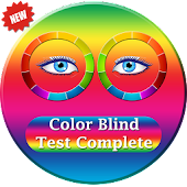 color blind test complete