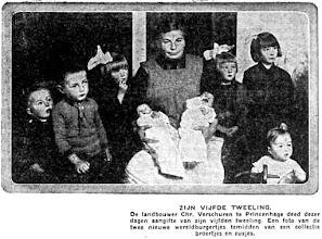 Photo: 1927 Bagben was erg vruchtbaar in dit jaar...