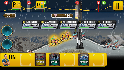 Tour de France 2019 Official Game - Sports Manager apkdebit screenshots 6