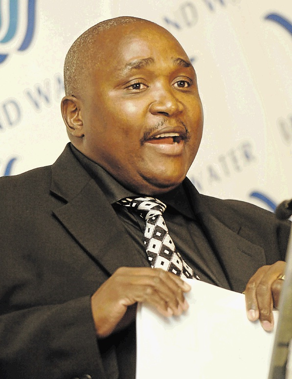 Administrator Simo Lushaba says rightsizing is a critical strategy. File picture: ROBERT BOTHA