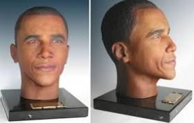 ouveau, l'urne issue d'une imprimante 3D, ici un présidentiel