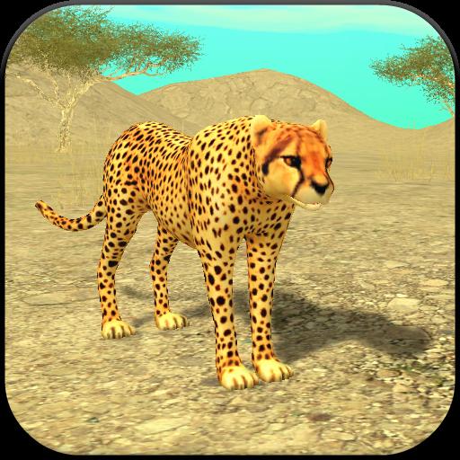 Wild Cheetah Sim 3D file APK Free for PC, smart TV Download