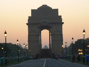 Photo: 7. Delhi, India Gate