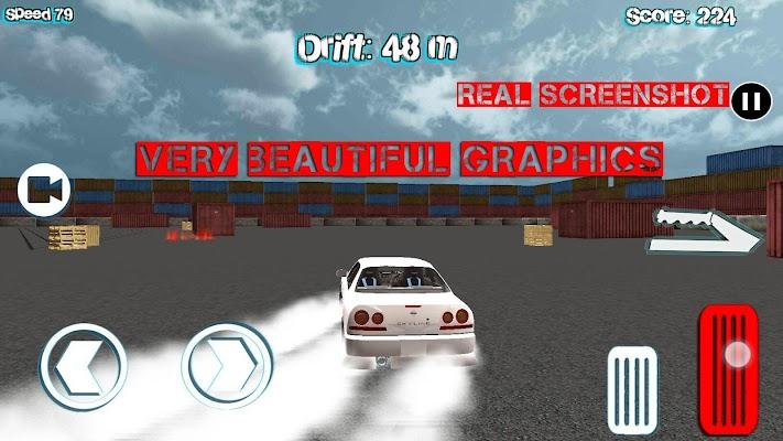 DRIFT-X : BURNOUT ARENA - screenshot