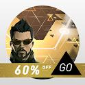 Deus Ex GO - Puzzle Challenge icon