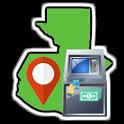 Cajeros en Guatemala ATM icon