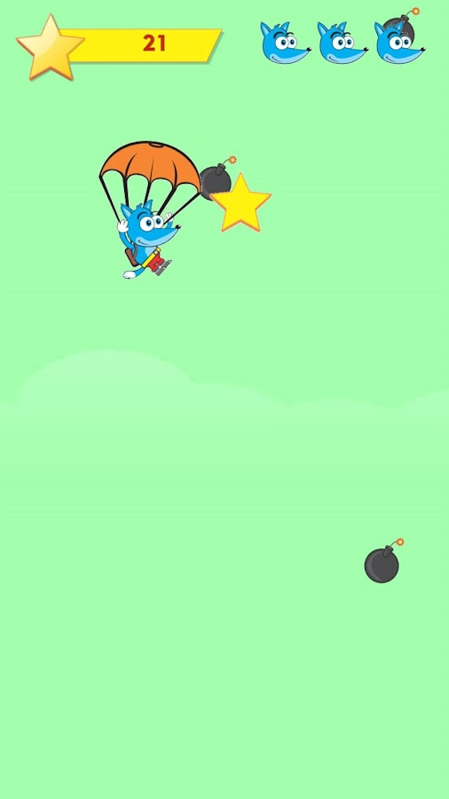 Fly Dog- screenshot