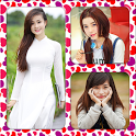 Picture Grid Collage Frame icon