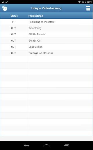 免費下載生產應用APP|Unique Zeiterfassung - oxalis app開箱文|APP開箱王