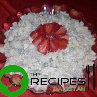 Fruit and Macaroni Salad